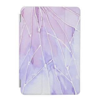 Capa Para iPad Mini Luz - ruptura de mármore roxa
