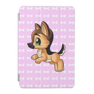 Capa Para iPad Mini Mão bonito rosa esperto tirado do cobrir | do iPad