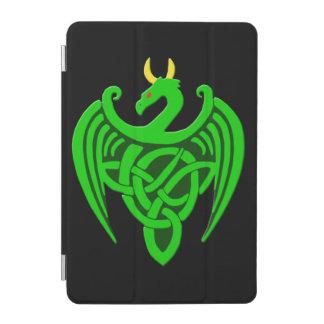 Capa Para iPad Mini Mini cobrir do iPad celta verde do dragão
