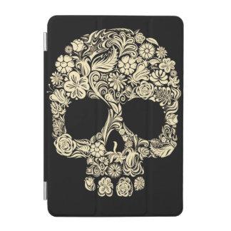 Capa Para iPad Mini Mini cobrir do iPad floral do crânio do açúcar