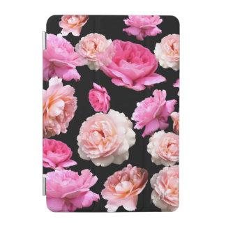 Capa Para iPad Mini Mini cobrir esperto do iPad floral cor-de-rosa