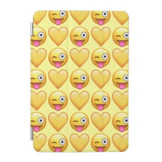 Capa Para iPad Mini Mini cobrir esperto do iPad pateta de Emoji