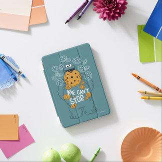 Capa Para iPad Mini Monstro do biscoito do Sesame Street   - eu não
