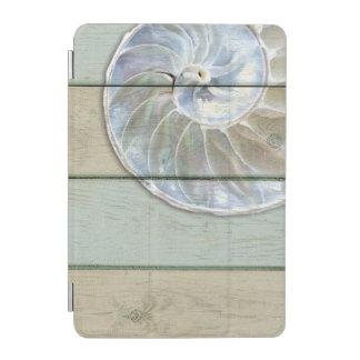 Capa Para iPad Mini Nautilus Shell
