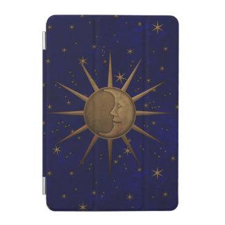 Capa Para iPad Mini Noite estrelado da lua celestial de Sun