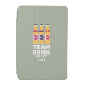 Capa Para iPad Mini Noiva Alemanha da equipe 2017 Z36e6