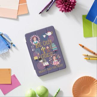 Capa Para iPad Mini O Belle | seja nossa nossa Convidado-Beleza e o