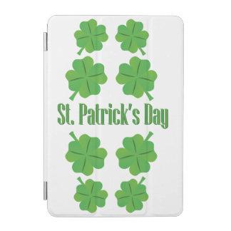 Capa Para iPad Mini O dia de St Patrick com trevo