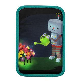 Capa Para iPad Mini O jardim do robô