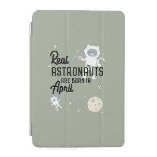Capa Para iPad Mini Os astronautas são em abril Zg6v6 nascidos