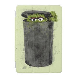 Capa Para iPad Mini Oscar a tendência da aguarela do Grouch |