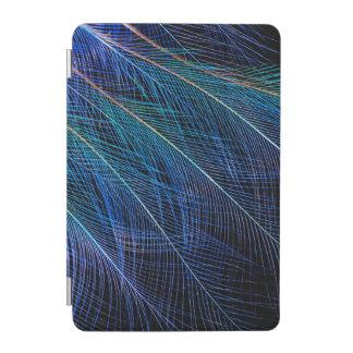 Capa Para iPad Mini Pássaro azul do abstrato da pena do paraíso