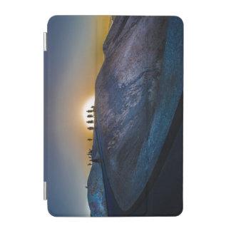 Capa Para iPad Mini Por do sol do ponto do zabriskie do Vale da Morte