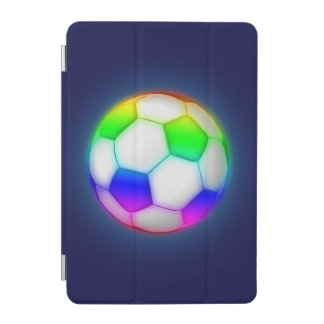 Capa Para iPad Mini Presente colorido de incandescência do esporte do