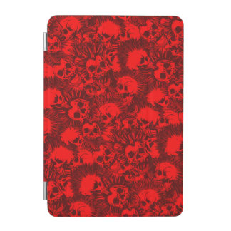 Capa Para iPad Mini punk do crânio