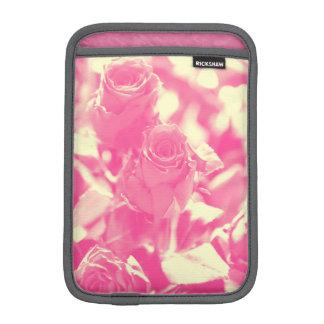 Capa Para iPad Mini Rosa e rosas amarelos macios