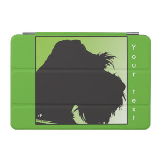 Capa Para iPad Mini Schnauzer