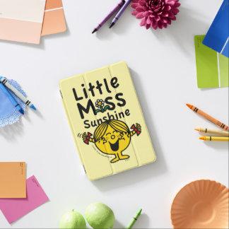Capa Para iPad Mini Senhorita pequena pequena Luz do sol Riso da