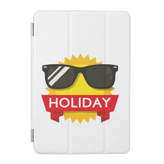 Capa Para iPad Mini Sol legal dos sunglass