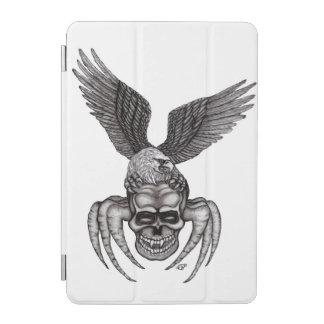 Capa Para iPad Mini Spiderskull com Eagle