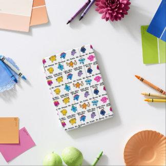 Capa Para iPad Mini Sr. Homem & nomes pequenos do caráter da senhorita
