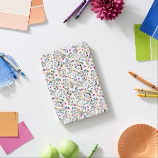 Capa Para iPad Mini Sr. Homem & teste padrão de bolinhas pequeno do