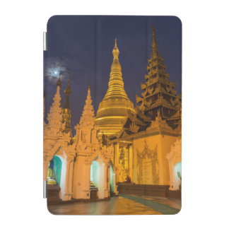Capa Para iPad Mini Stupa dourado e templos