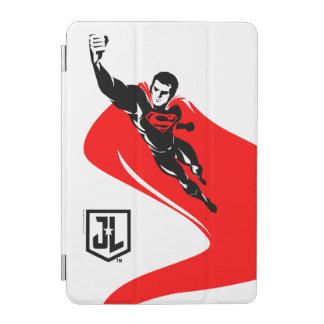 Capa Para iPad Mini Superman da liga de justiça | que voa o pop art