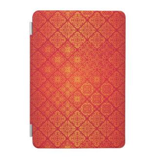Capa Para iPad Mini Teste padrão antigo real luxuoso floral