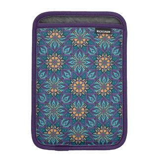 Capa Para iPad Mini Teste padrão floral do abstrato da mandala