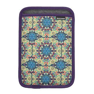Capa Para iPad Mini Teste padrão floral étnico abstrato colorido de da