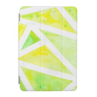 Capa Para iPad Mini Triângulo verde