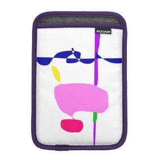 Capa Para iPad Mini Uma fruta cor-de-rosa