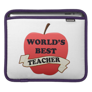 Capa Para iPad O melhor professor do mundo