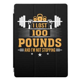 Capa Para iPad Pro 100 libras perdidas da malhação de parada de Im