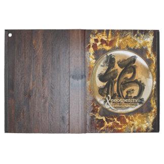"""Capa Para iPad Pro 12.9"""" A CONEXÃO DA PROSPERIDADE: Arte do Fengshui chinês"""