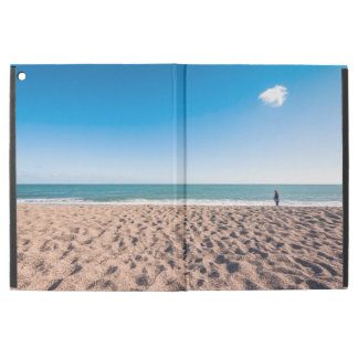"Capa Para iPad Pro 12.9"" A mulher e sua nuvem"
