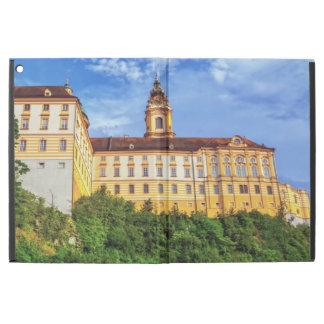 """Capa Para iPad Pro 12.9"""" Abadia do licor beneditino, Melk, Áustria"""