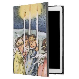 """Capa Para iPad Pro 12.9"""" anjos bonitos"""