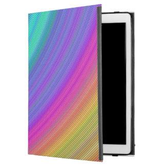"Capa Para iPad Pro 12.9"" Arco-íris"
