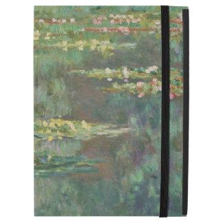 """Capa Para iPad Pro 12.9"""" Belas artes GalleryHD da lagoa do lírio de água de"""