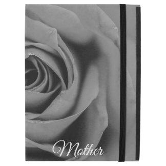 """Capa Para iPad Pro 12.9"""" Caixa monocromática do iPad da mãe do rosa"""