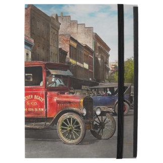 """Capa Para iPad Pro 12.9"""" Caminhão - aves domésticas vestidas Home 1926"""