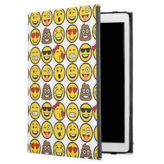 """Capa Para iPad Pro 12.9"""" Caras da emoção do teste padrão de Emoji do"""