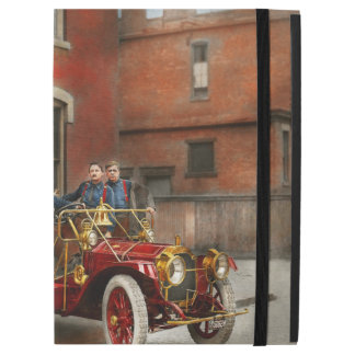 """Capa Para iPad Pro 12.9"""" Carro de bombeiros - o esquadrão 1911 do vôo"""