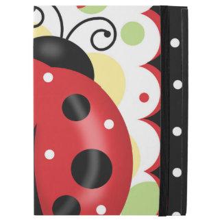 """Capa Para iPad Pro 12.9"""" Caso do iPad do joaninha pro sem Kickstand"""