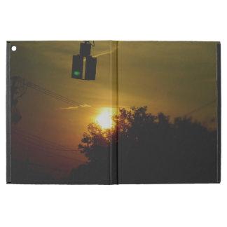 """Capa Para iPad Pro 12.9"""" Caso do ipad do por do sol"""