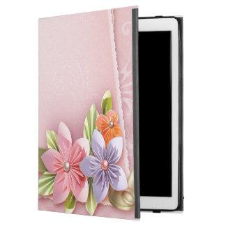 """Capa Para iPad Pro 12.9"""" Caso duro do cobrir do iPad do Mama do rosa quente"""
