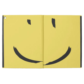 "Capa Para iPad Pro 12.9"" Cobrir de Ipad do smiley face amarelo pro"