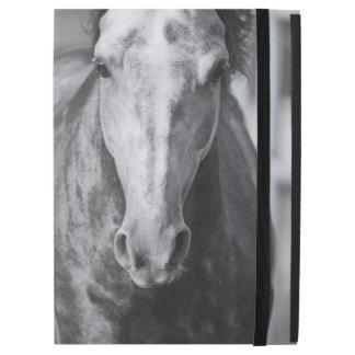 """Capa Para iPad Pro 12.9"""" coleção do cavalo. árabe"""